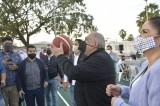 Rehabilita Municipio tres espacios deportivos e invierte 2.4 millones