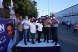 Realiza PAS quinta  caravana de apoyo a Cuén Ojeda como Precandidato a Gobernador