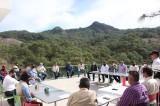 Formalizan convenio para la restauración de la cuenca del río Humaya