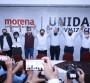 Se suma Cuén Ojeda a la candidatura de Rubén Rocha Moya