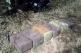 Autoridades aseguran paquetes de presunta mariguana en Choix