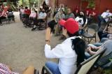 Motiva Aglaee Montoya a jóvenes emprendedores de Chinitos