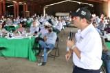 Como Gobernador no permitiré un nuevo reparto agrario: Mario Zamora
