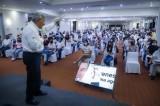 Se compromete Rubén Rocha ante jóvenes a aplicar la agenda 2030 de la ONU en Sinaloa