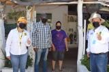 """El Potrero de los Sánchez recibe con los brazos abiertos a """"Alfredín"""""""