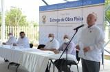 Comunidad de Badiraguato se verá beneficiada con nuevo edificio para la preparatoria