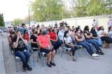 Externan vecinos de El Llano, Badiraguato sus necesidades a la candidata Lupita Iribe Gascón