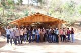 Santa Bárbara de la Caña, El Tepehuan y Saca de Agua fortalecen la candidatura de Lupita Iribe Gascón