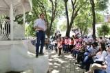 Enrique Amarillas, fundador de Morena en Badiraguato, se une a Mario Zamora