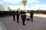 Con homenaje póstumo, SSP Sinaloa reconoce al Director de la Policía Estatal Preventiva