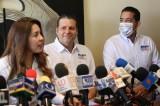 Declina Gloria González su candidatura a gobernadora en favor de Mario Zamora