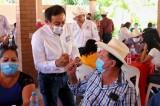 Víctor Godoy se compromete a ser el mejor aliado del sector campesino