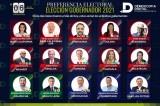 Encuestas afirman que el próximo Gobernador de Sinaloa será Rubén Rocha Moya
