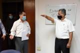 Doctor Madueña Molina toma protesta a seis integrantes más de su equipo de trabajo