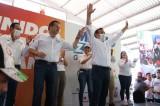 En Sinaloa Municipio no hay duda, vamos arrasar: Víctor Godoy