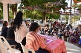 Aglaee Montoya firma convenio contra la trata y violencia de género