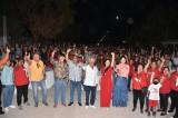 Aglaee Montoya finaliza exitosamente su campaña