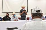 Inicia sesiones Comité Contra la Quema de Soca en Angostura