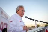 Ser el candidato con mayor respaldo electoral en el país obliga a no fallarles a los sinaloenses: Rocha