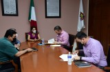 Alcaldesa firma convenio con al Cvive para ayudar a familias desplazadas