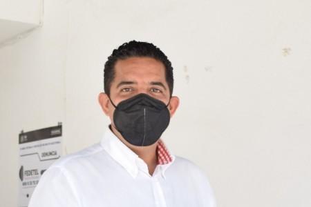 Renuncia Jesús Valdés a la dirigencia estatal del PRI Sinaloa