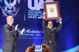Doctor Jesús Madueña Molina rinde protesta como Rector de la UAS para el periodo 2021-2025