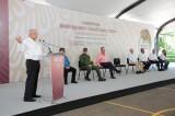 Carretera Badiraguato a Guadalupe y Calvo brindará mejor futuro a la gente de la sierra: Quirino