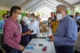 Con la consulta popular el pueblo toma decisiones democráticas: Rubén Rocha Moya