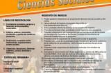 La FACES mantiene convocatoria abierta para el Doctorado en Ciencias Sociales