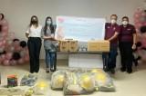 Dona Empresa APTIV equipo a Protección Civil de Ahome