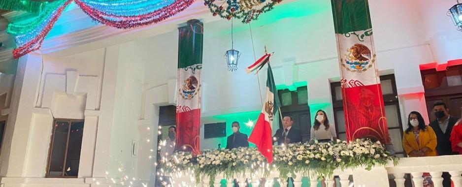 ¡Viva México! suena en Mocorito