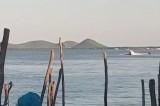 Decomisan inspectores de CONAPESCA artes de pesca en el Huitussi