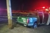 Muere Subcomandante de Tránsito Angostura al volcar patrulla en Chinitos