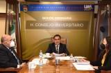 """Presenta el Rector ante el Consejo Universitario el Plan de Desarrollo Institucional """"Con Visión de Futuro 2025"""""""