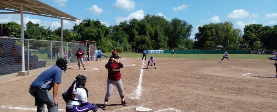 Guerreras son las campeonas del Softbol en Pericos, Mocorito