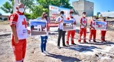 Inicia construcción del nuevo edificio de Cruz Roja Mocorito